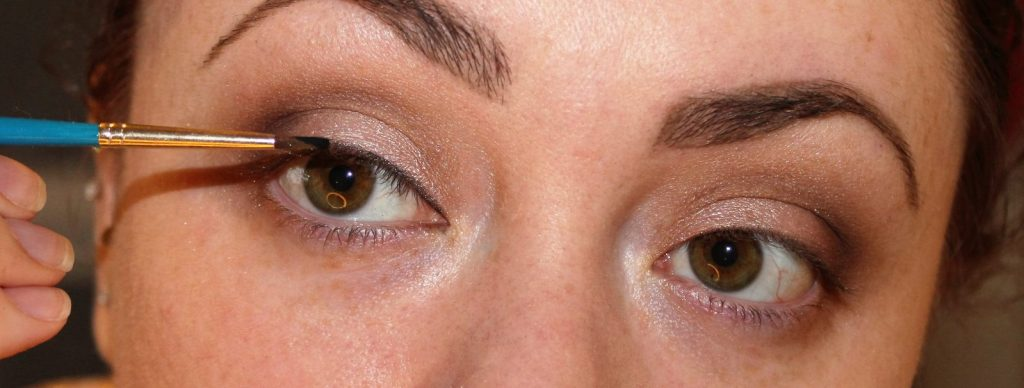 easy new years eve makeup