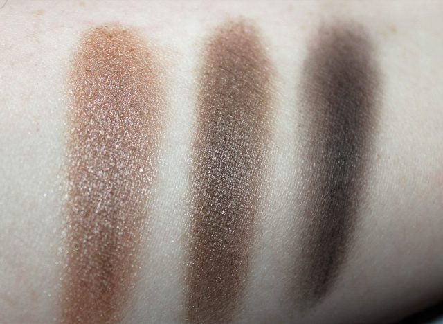h&m makeup swatch