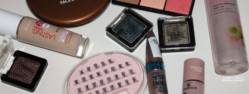 Budget Beauty Brilliant Buys - Irish Beauty Blog Beautynook