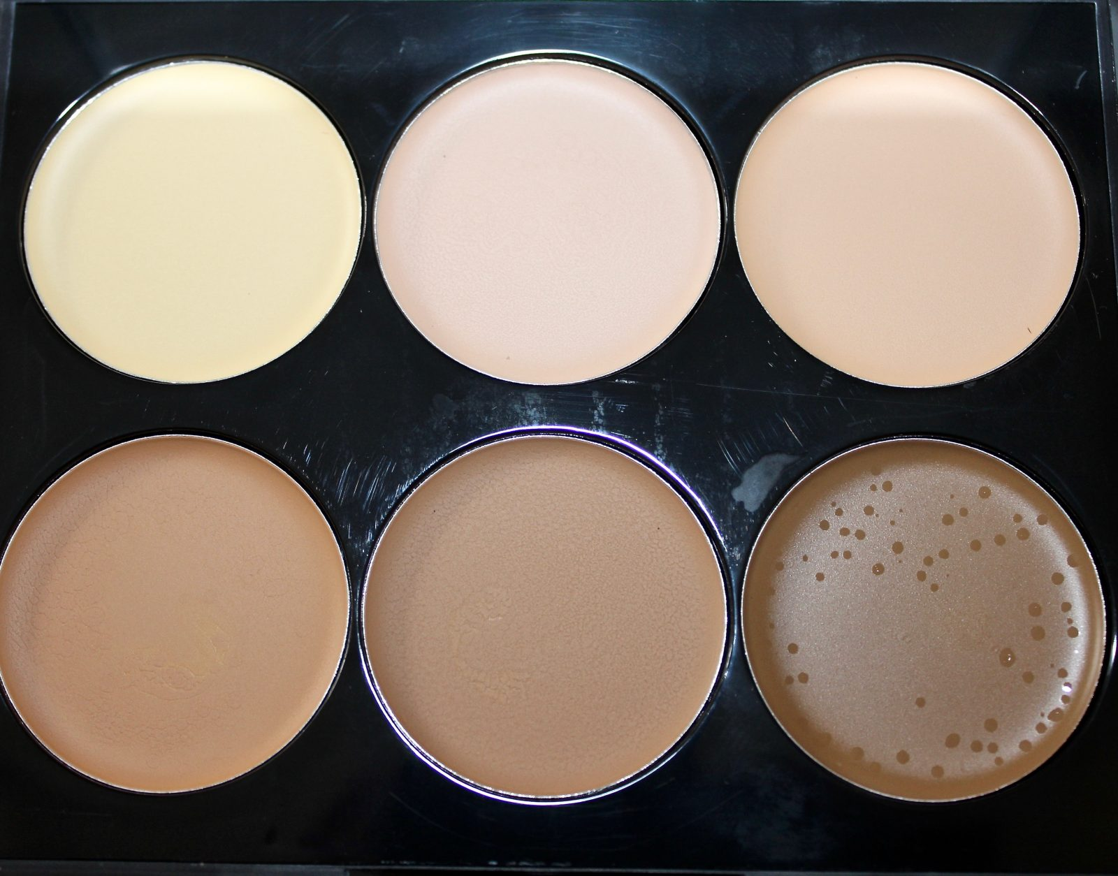 Sleek Cream Contour Kit Irish Beauty Blog Beautynook