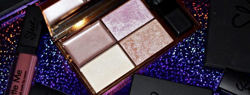 Sleek Solstice Highlighting Palette