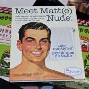 theBalm Meet Matte Nude
