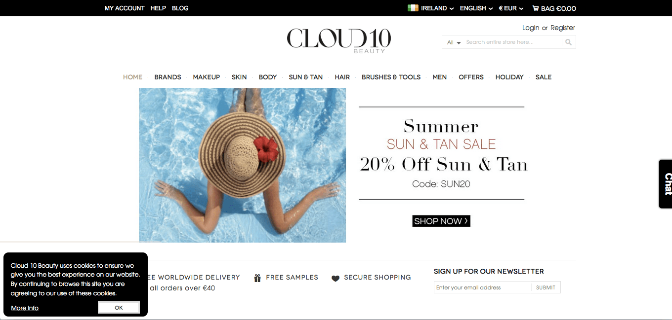 cloud10beauty beauty shopping