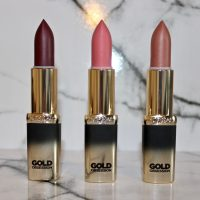 L'Orèal Color Riche Gold Obsession Lipstick
