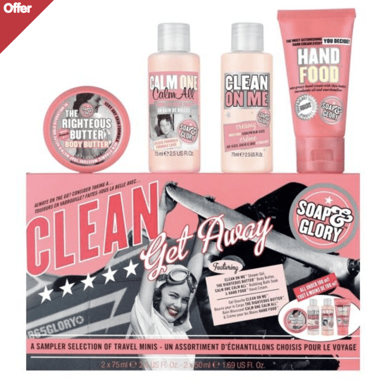 Soap & Glory ireland