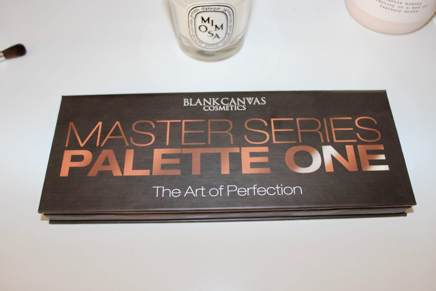 Blank Canvas Master Series Palette One review