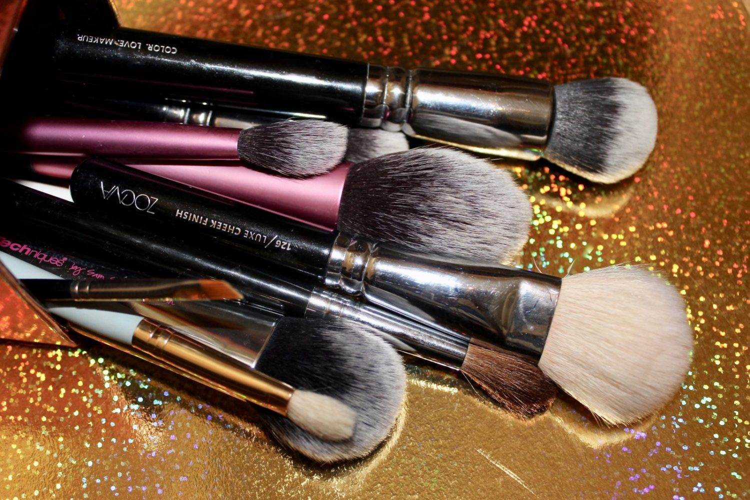 top makeup brushes