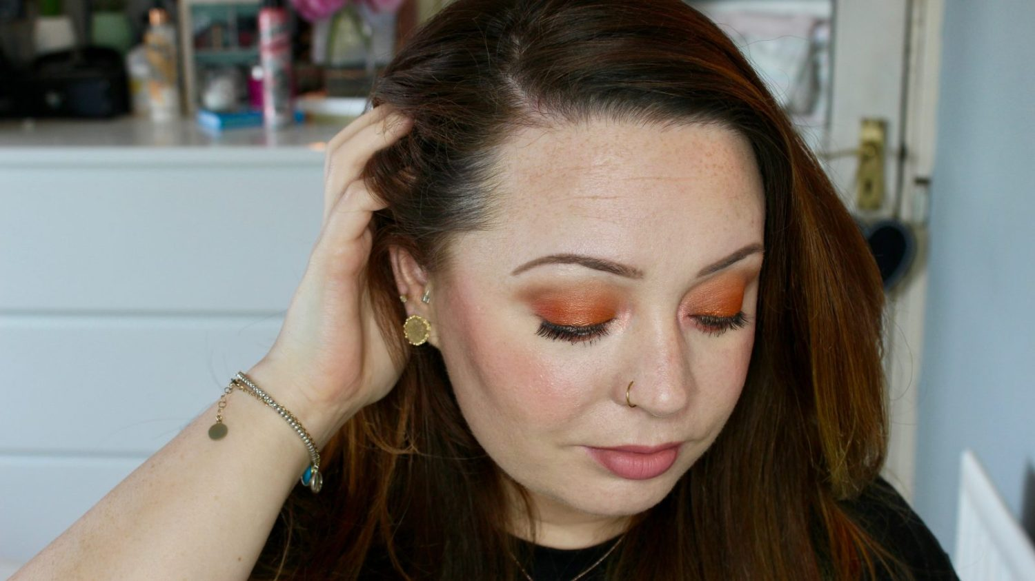 Nyx Cosmetics Eye Makeup Look