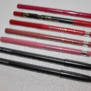lip pencils most reached for