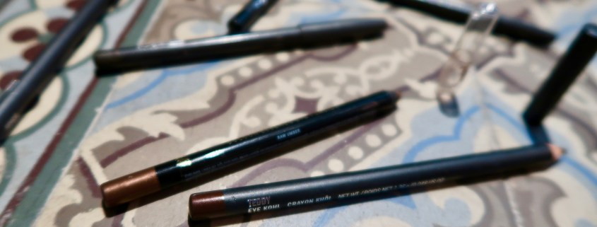 Mac Teddy Eye Kohl Dupe