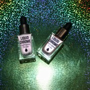 Barry M Liquid Chrome Highlighters