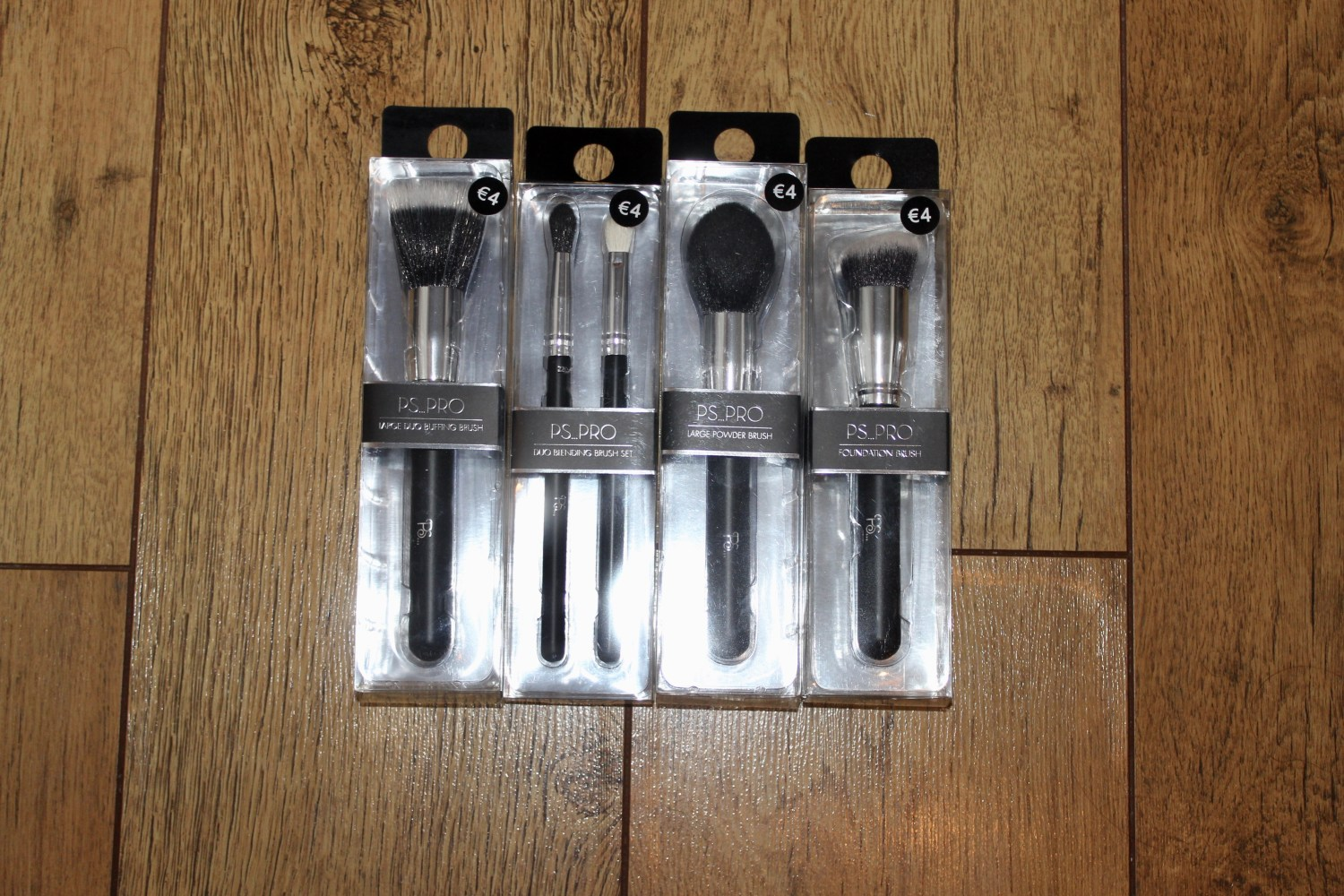 penneys ps makeup brushes