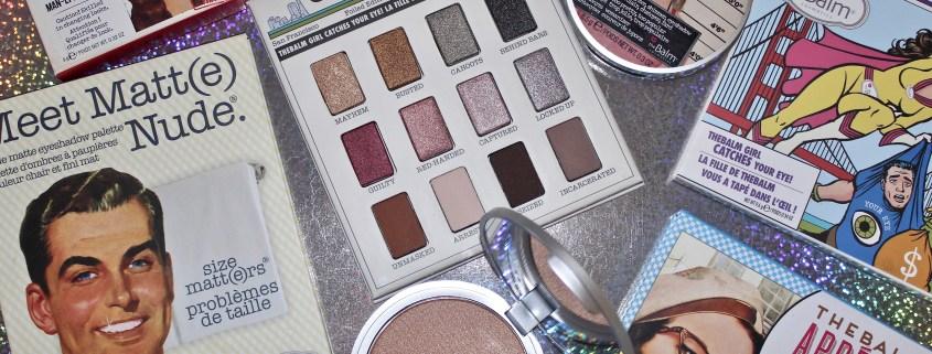 theBalm Cosmetics Foiled Again Eyeshadow Palette