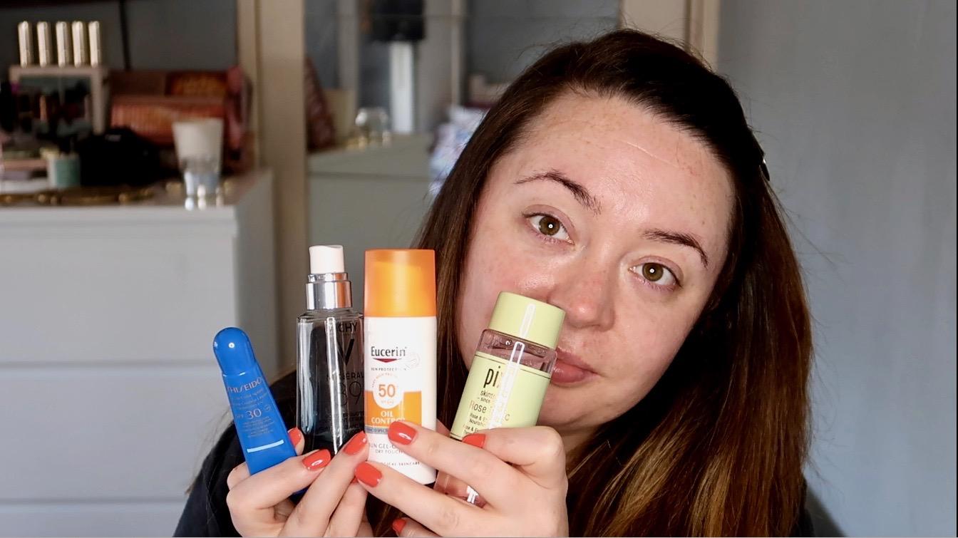 Daytime Skincare Routine