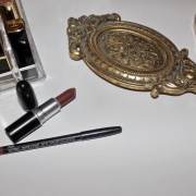 Mac Whirl Lipstick and Lip Liner