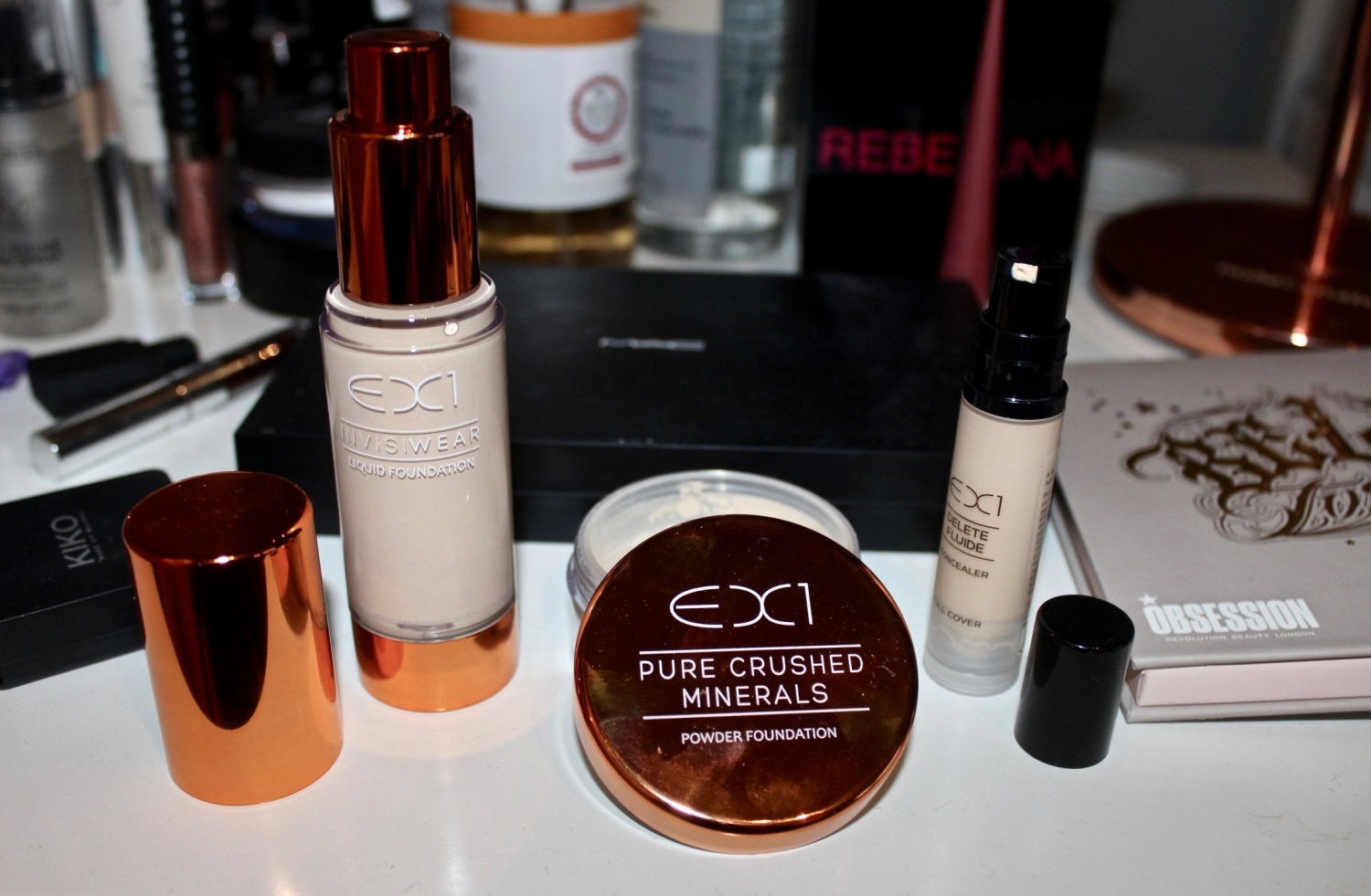 EX1 Cosmetics First Impressions