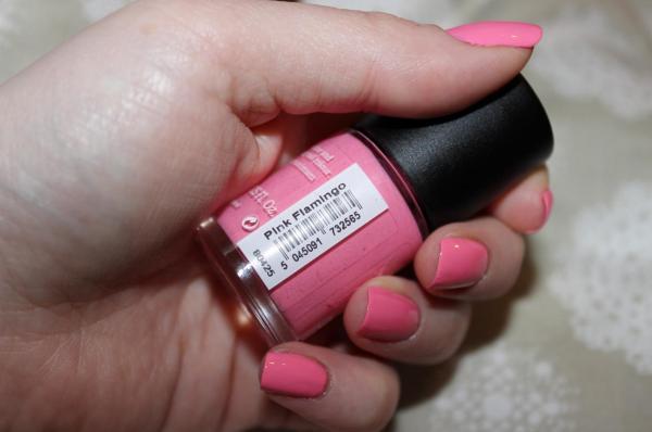 Seventeen Pink Flamingo