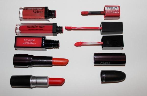 Orange Lip Products