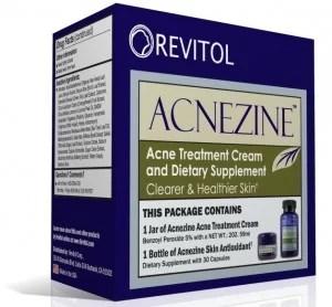 Revitol Acnezine Acne Cream