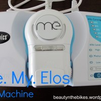 Me My Elos Permanent Hair Reduction IPL machine - Review & How-to