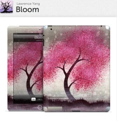 Bloom Gelaskin for iPad 3