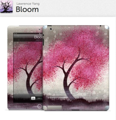 Bloom Gelaskin for iPad 3