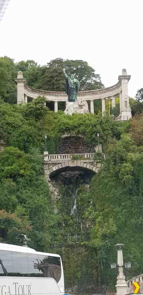 Budapest Gellert Hill