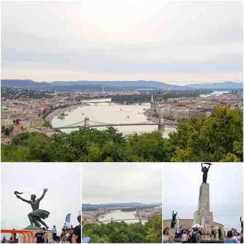 Budapest Castle Garden