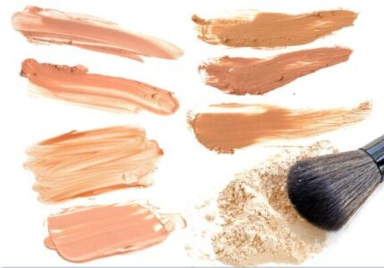 Foundation Color Selection