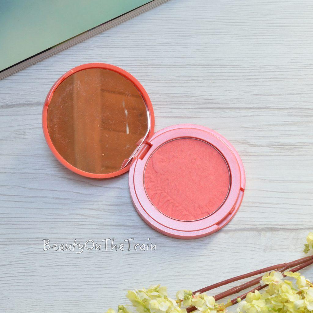 blush tarte tipsy