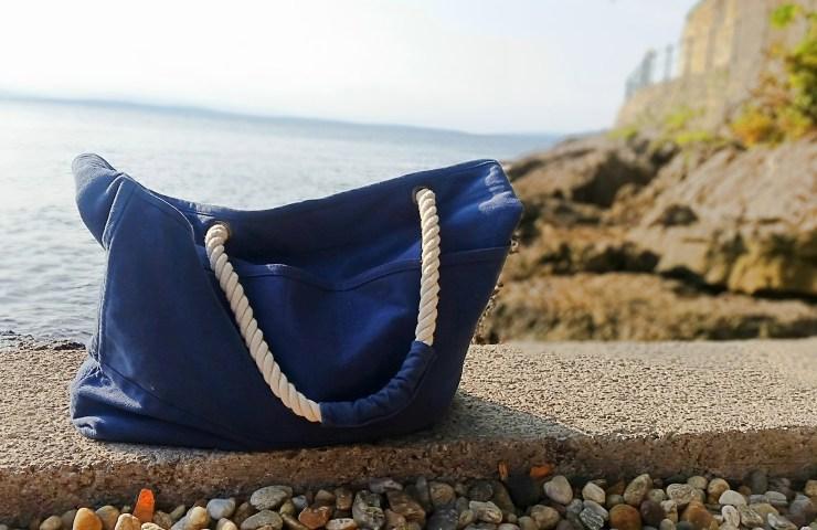 Cosa c'è nella mia borsa mare