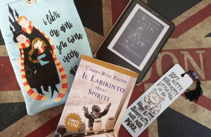 52 libri in un anno, i libri di gennaio e febbraio