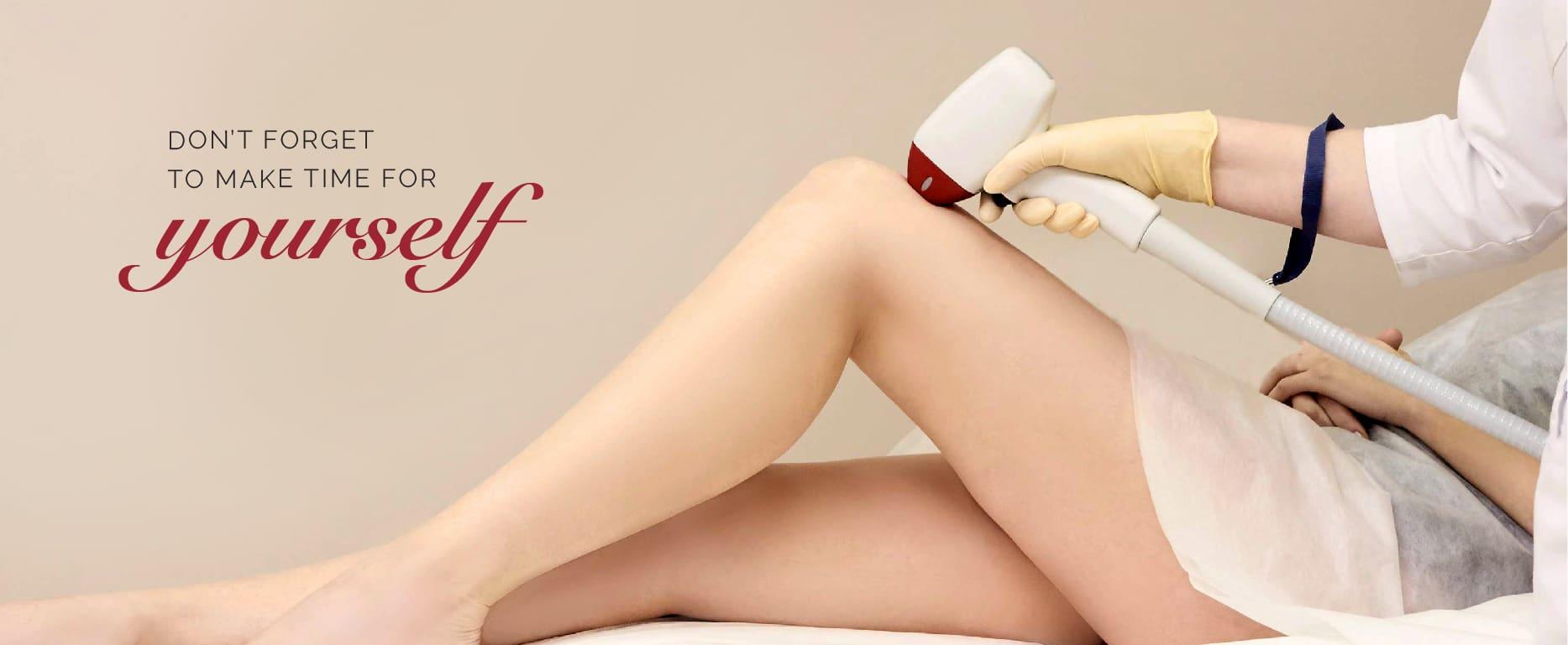 banner body laser treatment