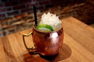 Moscow Mule - drinki