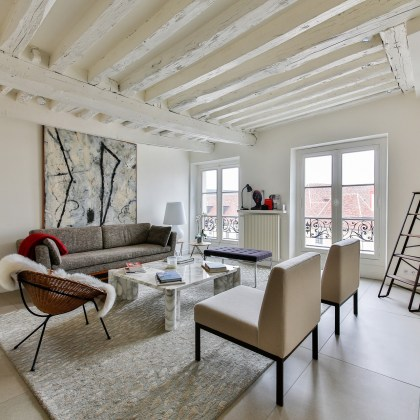 Wnętrza w stylu skandynawskim