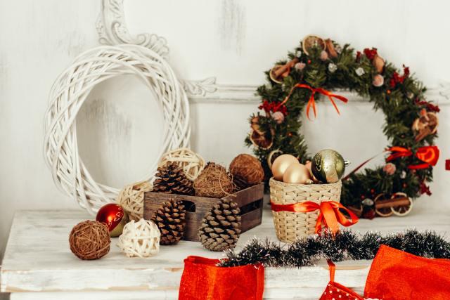 Proste pomysły na świąteczne dekoracje