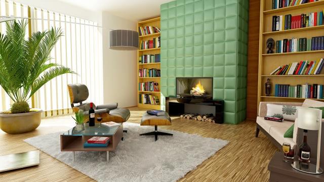 Pomysły na urządzenie domowej biblioteczki!