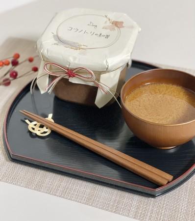 日本初 妊活女性に特化した「コウノトリ味噌」 発売開始1週間で初回生産分を完売