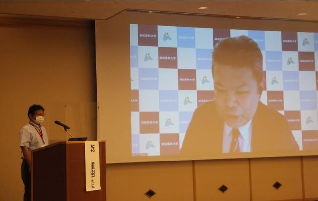 ~アデランス産学連携~  第 39 回日本美容皮膚科学会総会・学術大会においてアデランスがスイーツセミナーを共催