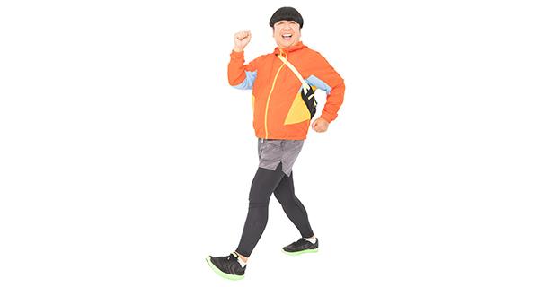 「バナナマン日村が歩く!ウォーキングのひむ太郎」 BS朝日で10月5日(火)22時30分スタート! 爆笑トークを交えた健康促進番組