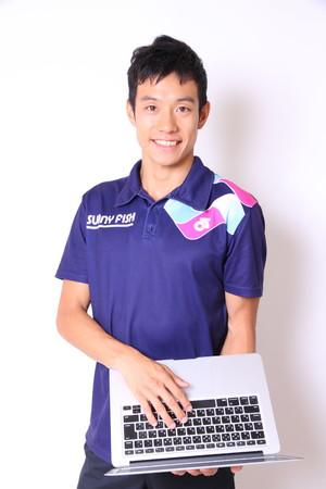 柳井ヘッドコーチ
