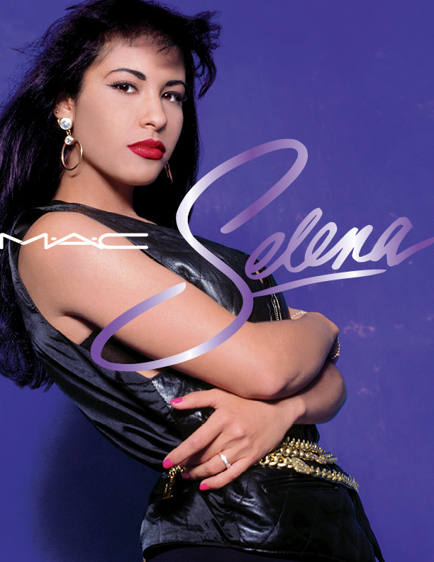 SNEAK PEEK: MAC X Selena Quintanilla Collection