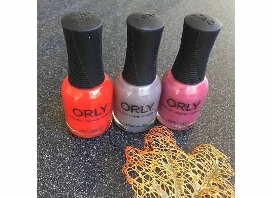 ORLY FALL 2016 MULHOLLAND COLLECTION