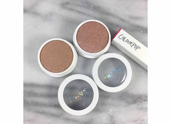Colourpop Swatches - Colourpop Wisp Swatch - Colourpop Might Be swatch