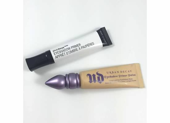 Makeup Dupes - Urban Decay Eyeshadow Primer Dupe - Eyeshadow Primer - Drugstore Dupes
