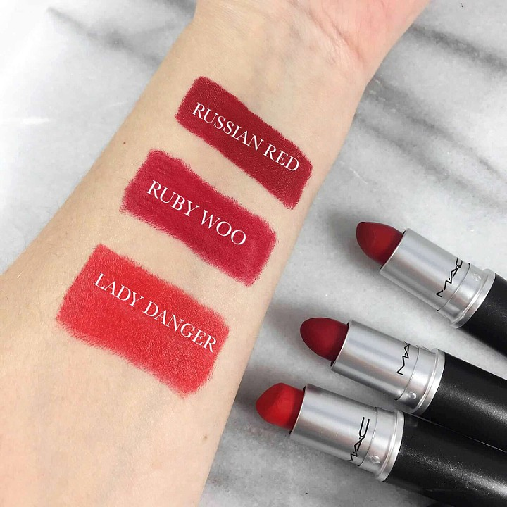Mac Red Lipstick Three Must Haves Beauty Products Are