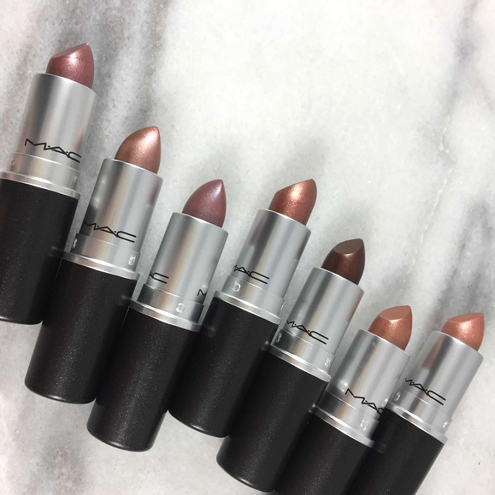 MAC Metallic Lipstick - MAC Lipstick