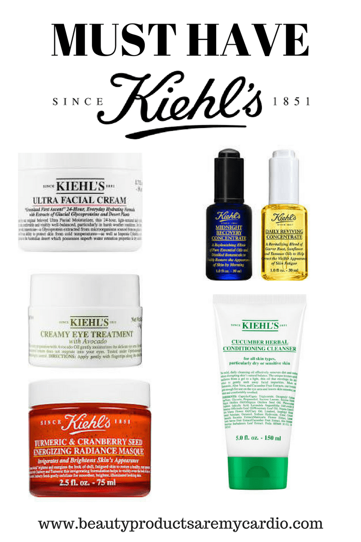 Skin Archives Beauty Products Are My Cardio Kiehls Brightening Exfoliator 25ml Skincare