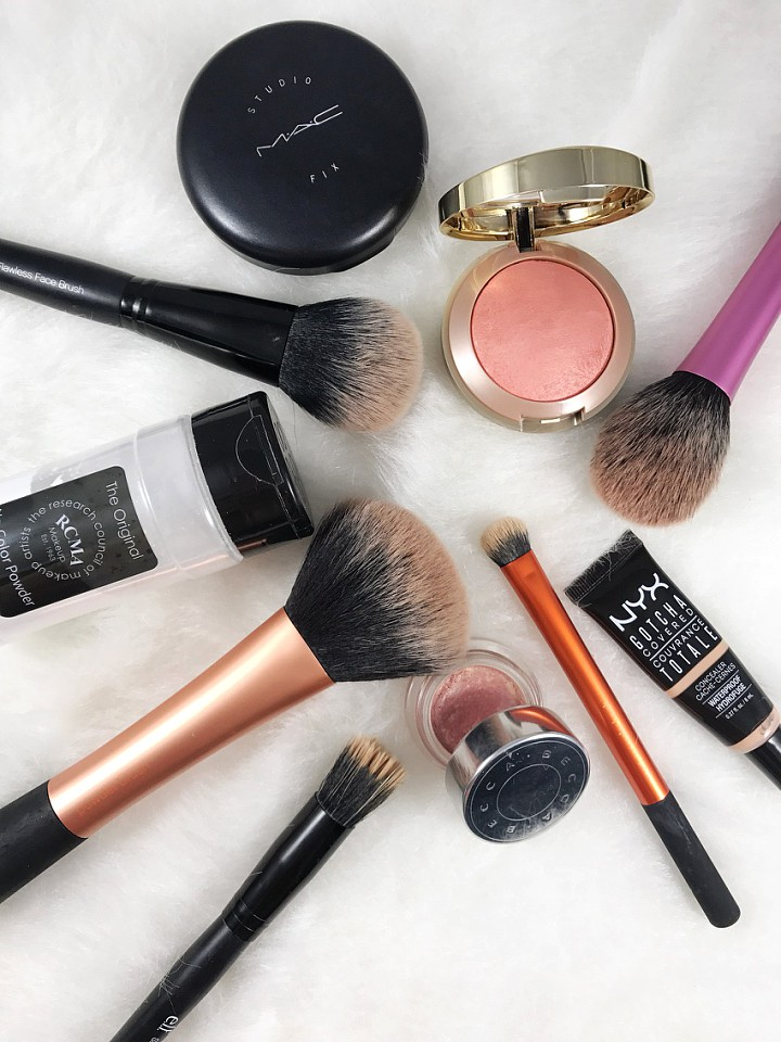 5 DRUGSTORE BRUSHES UNDER $10