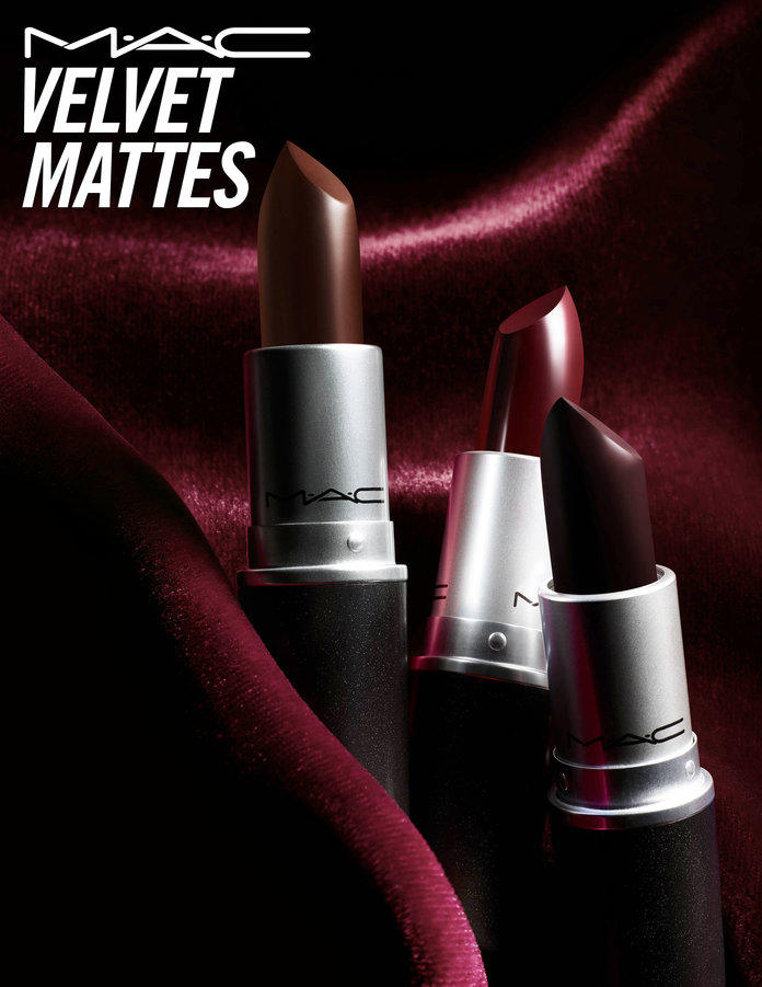 NEW MAC Velvet Mattes: Meet Your Must Have Winter Lipsticks